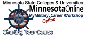 Minnesota Online MyMilitary Career Workshop