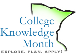 College Knowledge Month. Explore. Plan. Apply!