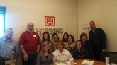 MnSCU Online and HCC staff